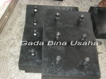 Bearing Pad with Bolt
