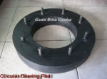 Circular Elastomeric Bearing Pad