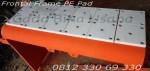 Frontal Frame Polyethelene Pad