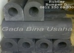 Rubber Bumper loading Dock D