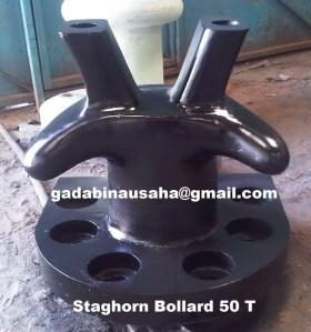 staghorn bollard